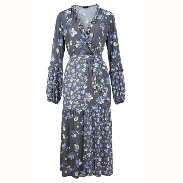 NEW FLORALS: Kleid mit Blümchen von Riani