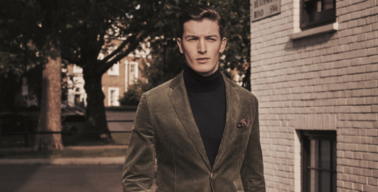 Hackett London Herbst Winter 2018/19