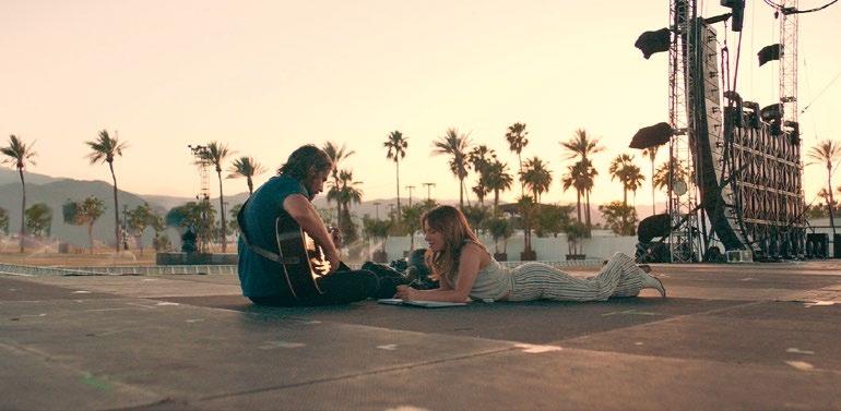 A Star is born - Der Film mit Bradley Cooper und Lady Gaga inspierert zum Country Style